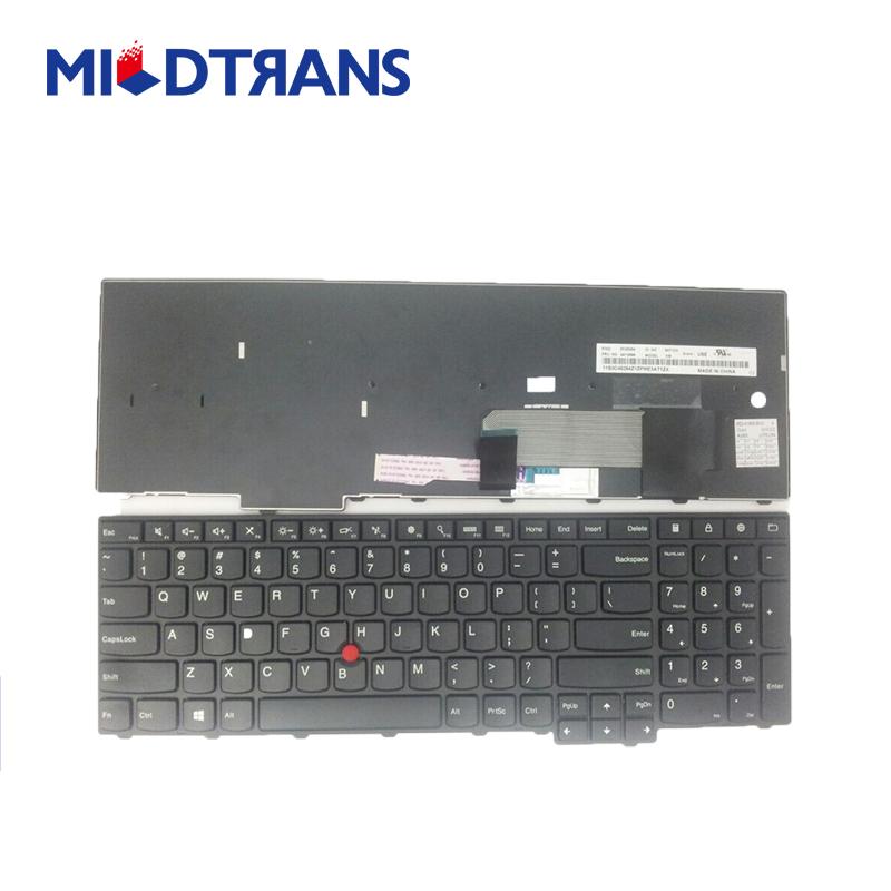Lenovo Thinkpad E540 E531 E545 W540 W550 W541 L540 T550 T540 T540P UK Keyboard
