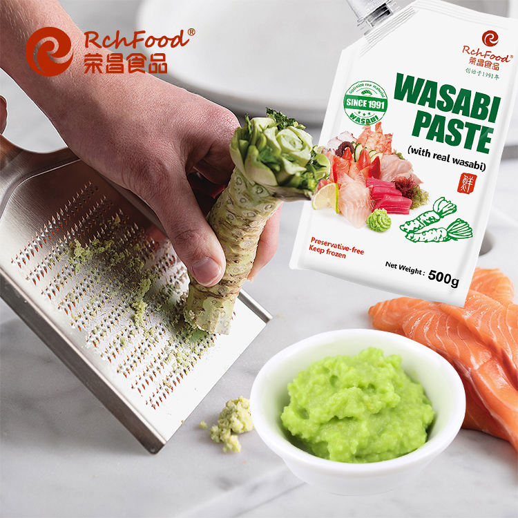 Kosher Green Wasabi Easily Take Sushi Sauce