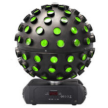 Nightclub disco ball light 5*18w RGBW+UV 6in1 LED magic ball light