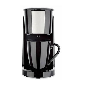 Hot selling single cup coffee maker portable household 1 cup coffee maker