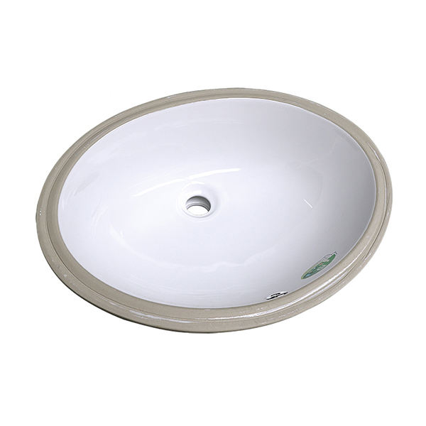 Manufacturer China Bathroom Ceramic Bath Wall Mount Undermount Sink