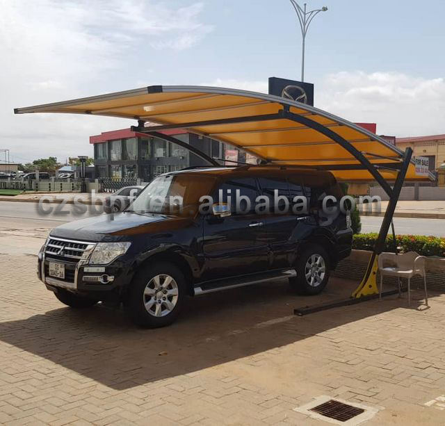 high quality modern mobile carport for sale