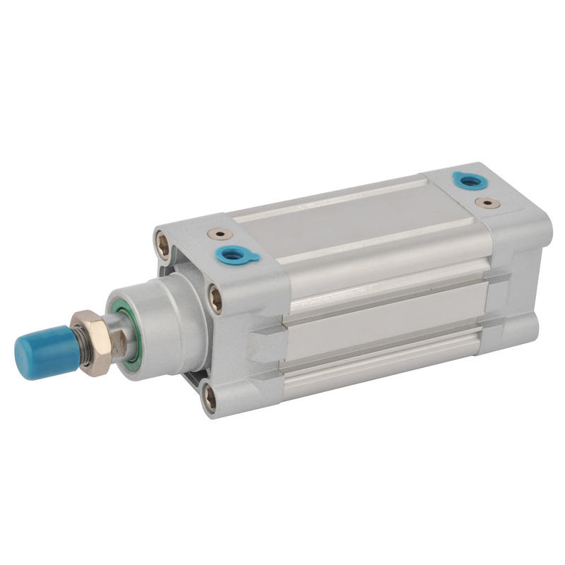 DNC ISO6431 series double acting pneumatic cylinder