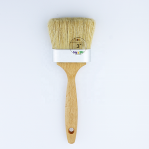 Pure bristles paint brush/wooden handle paint brush