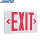UL & cUL Approved Hotel use NFPA Exit Sign LED -CHINA TOP 1 Emergency egress lighting battery backup
