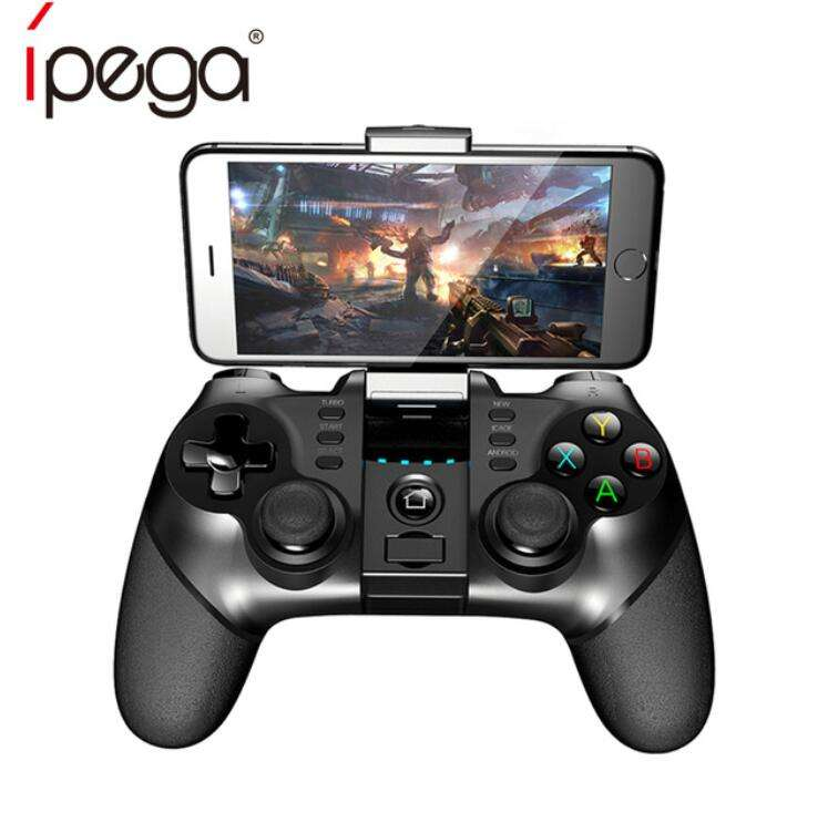 IPEGA Wireless Gamepad PG9077 Gaming controller joystick support for Android tablet / smart phone / MAC / IOS