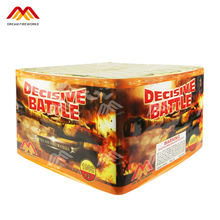 High Quality  100 shots Cake Fireworks from Liuyang