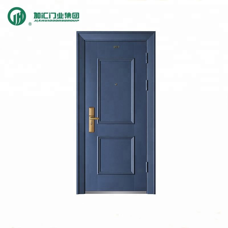 JIAHUI DOORS Finished Surface Finishing and Swing Open Style American Stype panel door