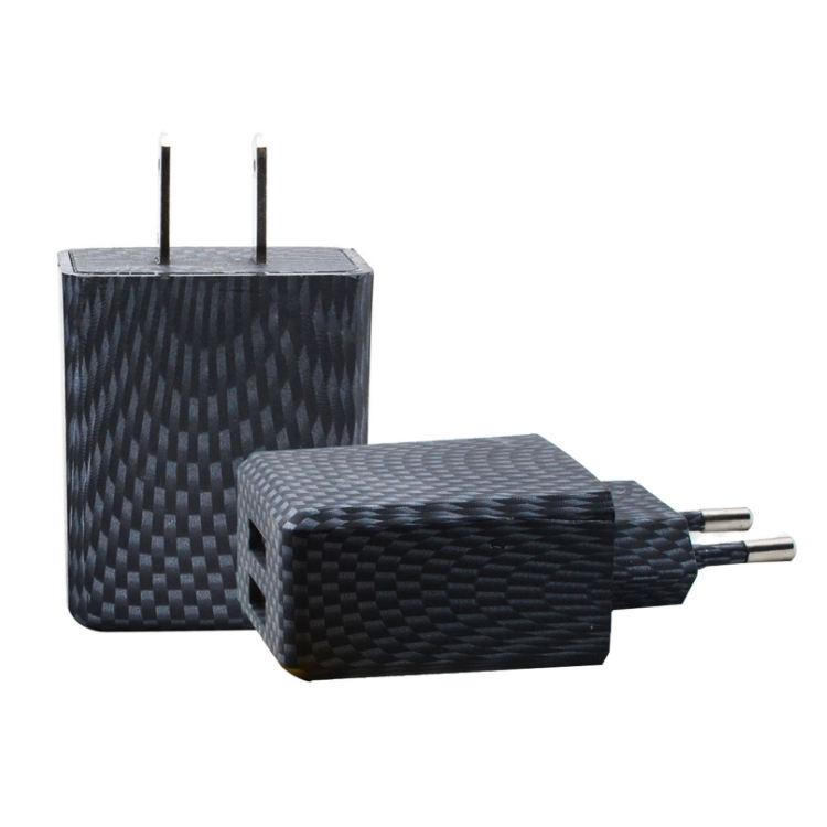 Amazonの旅行充電器ポータブルデュアルポート5ボルト2a usb壁充電器