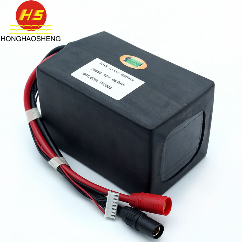 Profundo Ciclo de Substituição de 18650 6 s 24 V 8Ah Li Ion Battery Packs Ebike de Scooter