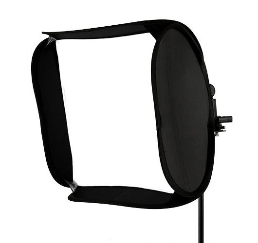 Easy Fold Portable Photo Studio Softbox For Speedlight Flash