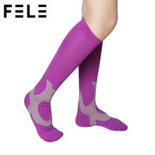 Mens Socks Cotton High Socks Men Cycling Compression Socks FL01-569