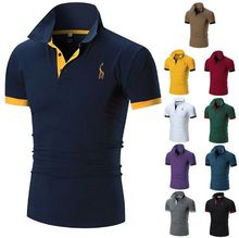 Men's polo shirt summer camisetas al por mayor whole street fashion kao polos custom camisetas polo