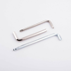 Hot sales multi function hand tools L type long arm hex spanner allen key hex wrench with ball point