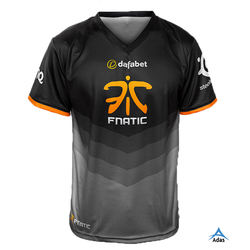Custom made e-sports team jersey