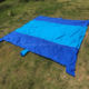 GBAD-044 Nice Design Hot Selling Travel Blanket Waterproof Material Fold Up Picnic Blanket Lightweight Beach Outdoor Blanket
