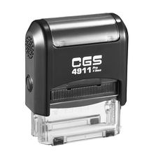 CGS 4911 Rubber Stamp Printer&Office Max Stamp&Custom Self inking Stamp