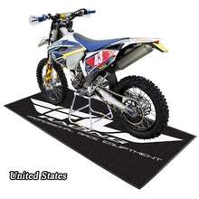 High Quality Custom Mat For Promotion Motorcycle Work Mat