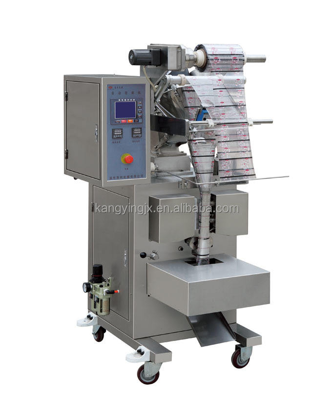 factory price automatic sea salt/coffee/loose tea packing machine