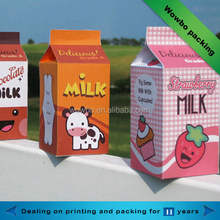 Milk Packaging Box