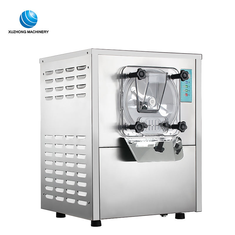 Low Price Hard Ice Cream Making Machine Commercial Ice Cream Maker