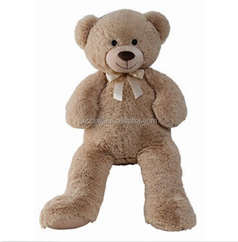 Teddy Bear Large Giant Soft Plush Big Bears Cuddly Toys Kids 100 cm light brown big size teddy bear toys for sale