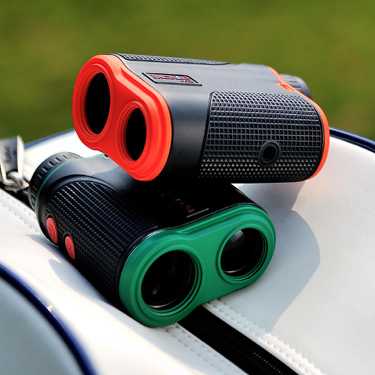 outdoor laser measurement 250m golf rangefinder with pinseek