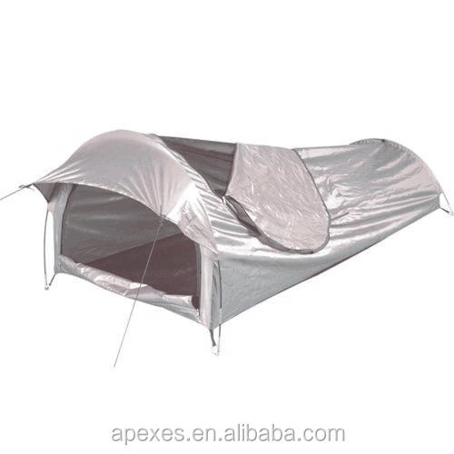 1-2 Person Promotional 190T Polyester Outdoor Waterproof Portable Camping Cube Tent