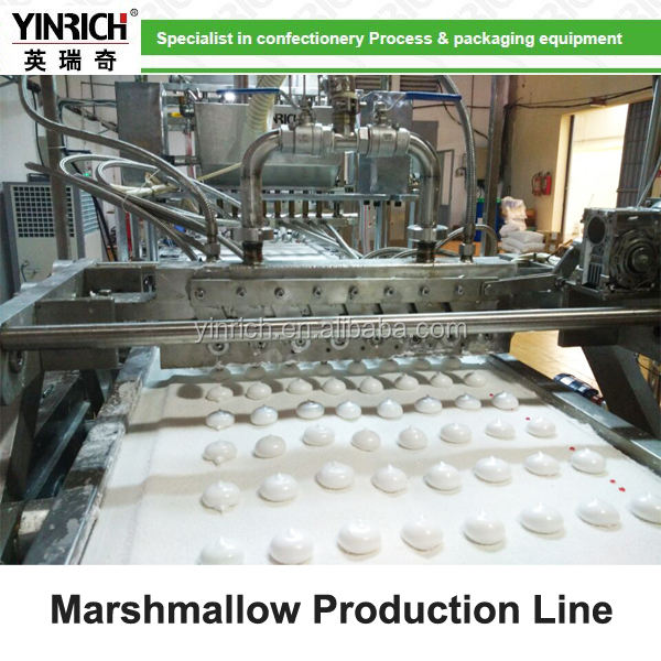 Complete Deposited Marshmallow making machine