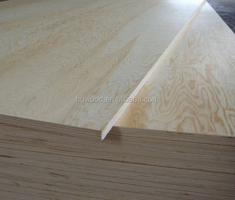4x8 12mm commercial cdx / radiata pine plywood