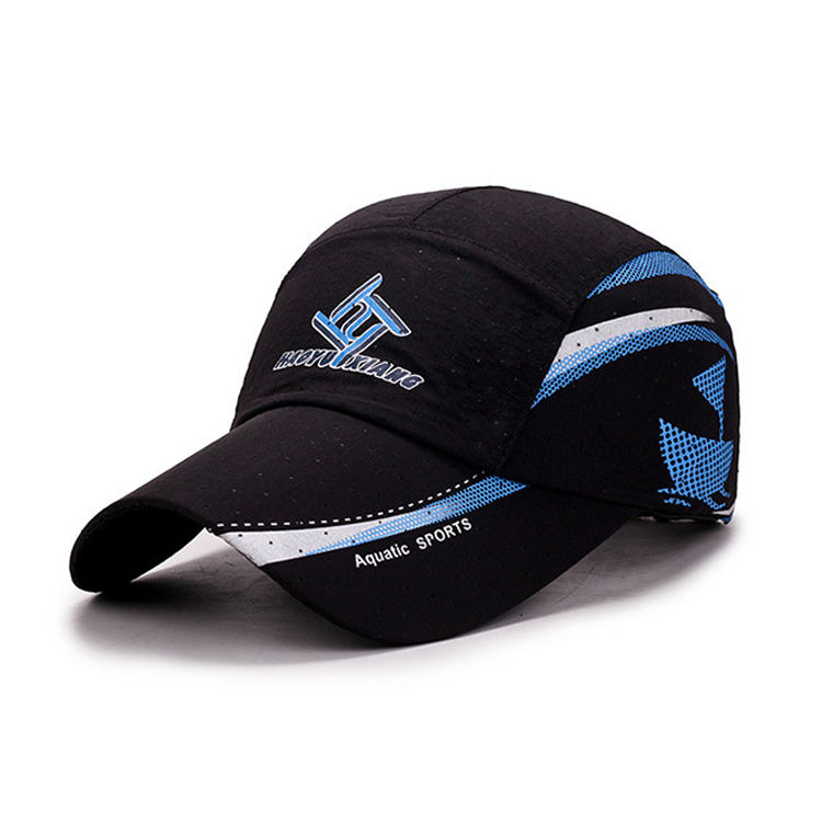 Wholesale Sports cap Promotional Summer Hat Mens Print Baseball Cap For Multi Customized Colors