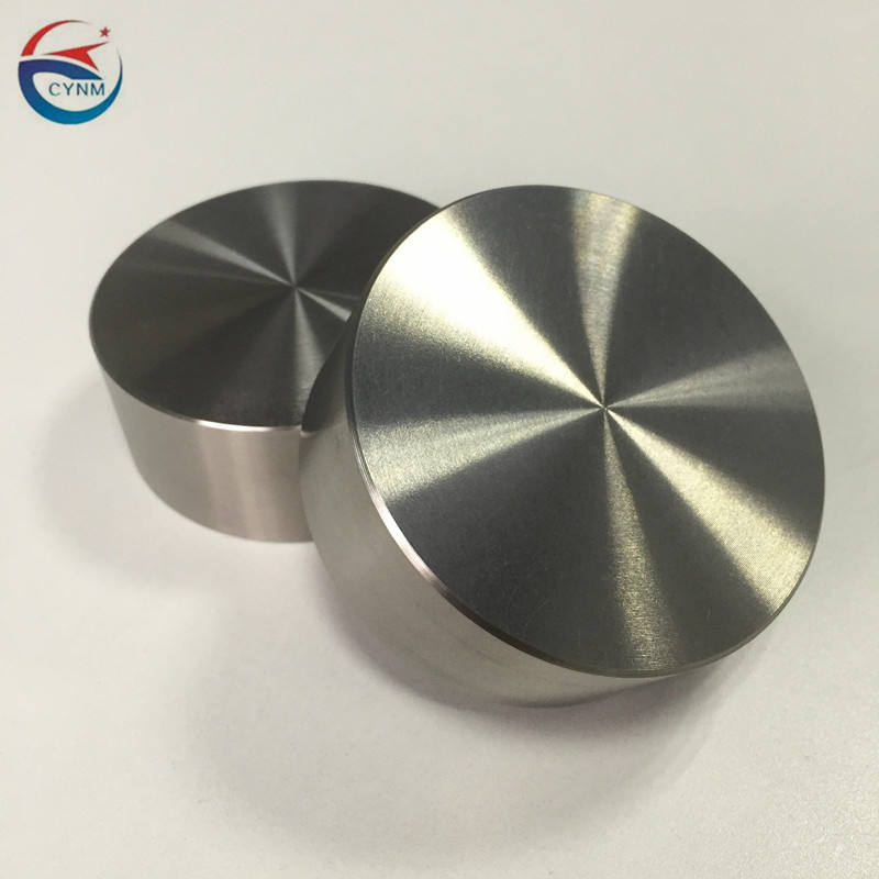 high purity Gr1 Gr2 Titanium disk