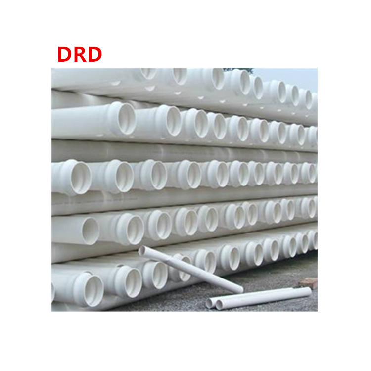 100mm diameter pvc buizen clear pvc pijp merknamen voor water supply