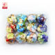 promotional relaxing exercise mini PU stress reliever ball in the game