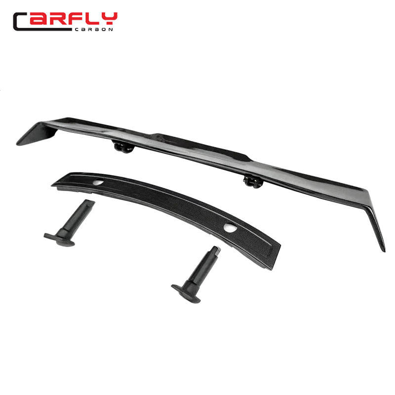 PPI style Carbon Fiber Rear spoiler for Audi R8 2008-2016