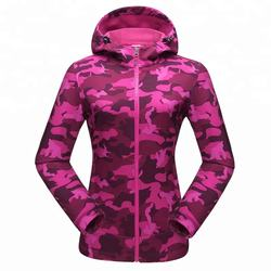 2018 Outdoor Sport Softshell Jackets women Hiking Hunting Cl