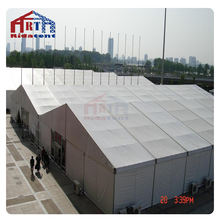 600 People Capacity Large Hotel Waterproof Aluminum Hall Cheap Outside Event Tent For PVC Wedding Tent