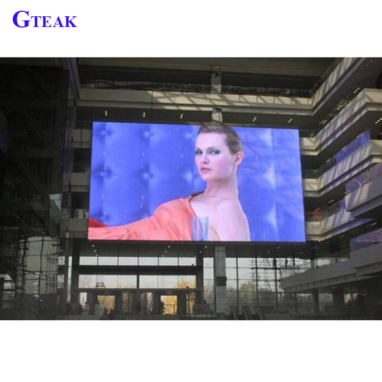 foshan waterproof p8 outdoor Led video wall price for adverting display