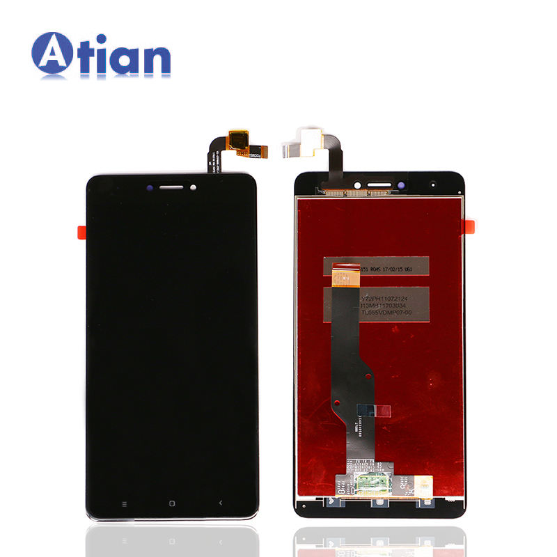 50% Discount LCD Display For Redmi Note 4x For Xiaomi LCD Screen With Touch Digitizer Assembly For Redmi Note 4 LCD