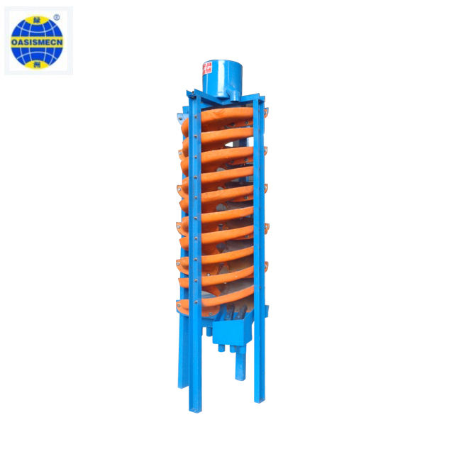 New Products Laboratory Gold Spiral Separator /Mini Ore Mineral