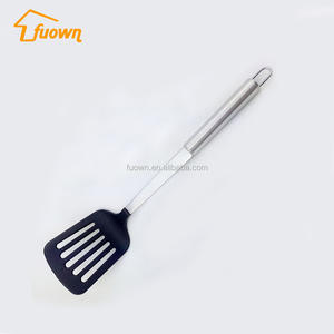 kitchen utensil Nylon Kitchen Cooking Tool Cooking Utensils Spatula from Gold factory