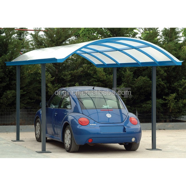 High quality new arrival car equipment car garage sun shelter shed canopy family outdoor carport