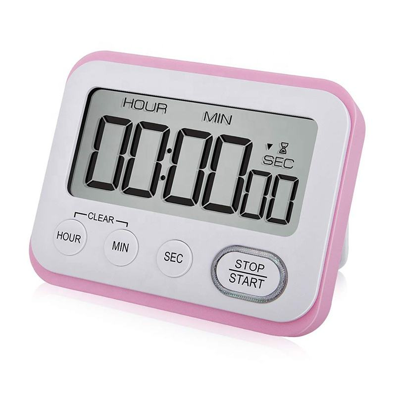 KH-TM056 Korean Pomodoro Countdown Study Mate Digital Interval Timer with Flashing Light