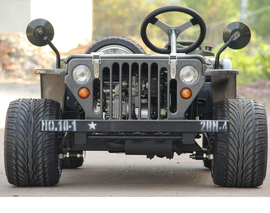 new style 150CC mini willys jeep with absorber