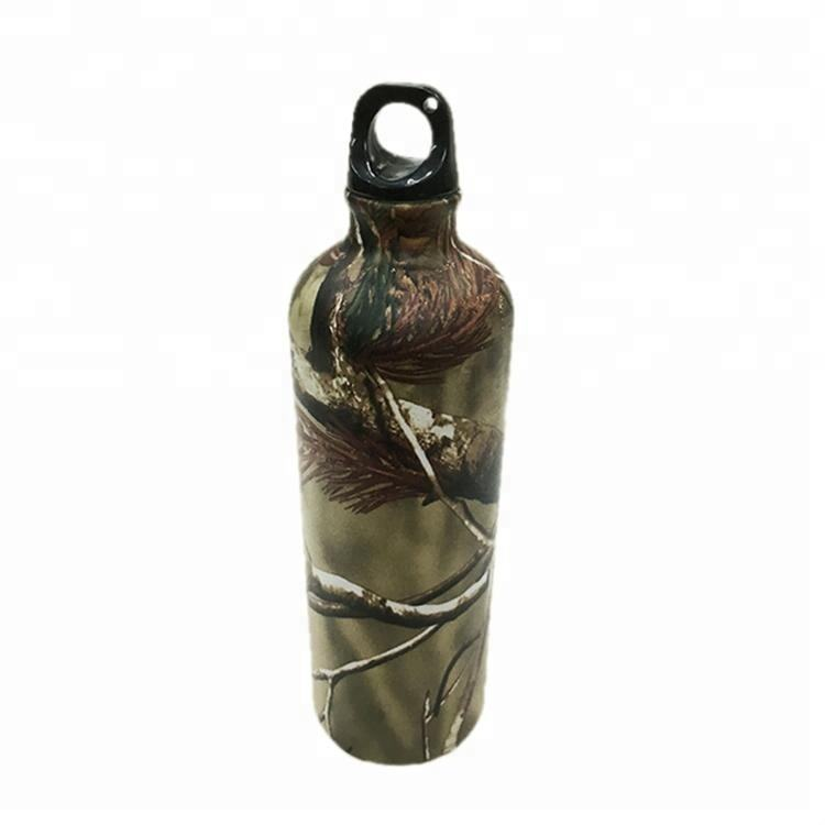Camo <span class=keywords><strong>eau</strong></span>-trempage hydrographique d'impression, bouteille de sport d'impression de transfert de <span class=keywords><strong>l</strong></span>'<span class=keywords><strong>eau</strong></span>