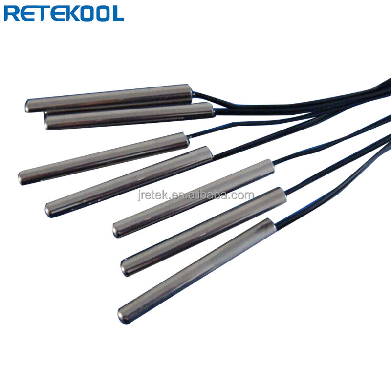 Manufacturing Waterproof NTC 5k Thermistor Temperature Sensor