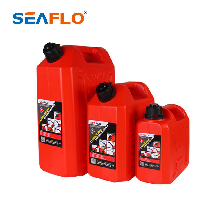 SEAFLO 10L Jerry Can Portable Diesel Gas Tank