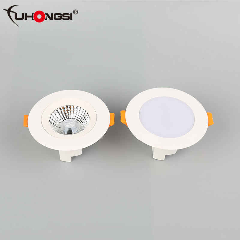 High Quality smd 5w 7w 10w 15w 2.5 inch recessed led SMD down light,cutout led downlight led slim down light