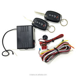 Hot Sellers Cheap MFK 285 car keyless entry system with remote control