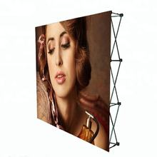 Aluminum pop up frame best durable backdrop display stand